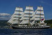 """Sail Training Ship """"Pallada"""" celebrates her thirty-year anniversary"""