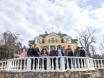 Foreign students get acquainted with the historical district of the city