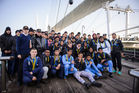 "SMA's students participated in the Overseas Immersion Program onboard STS ""Pallada"""