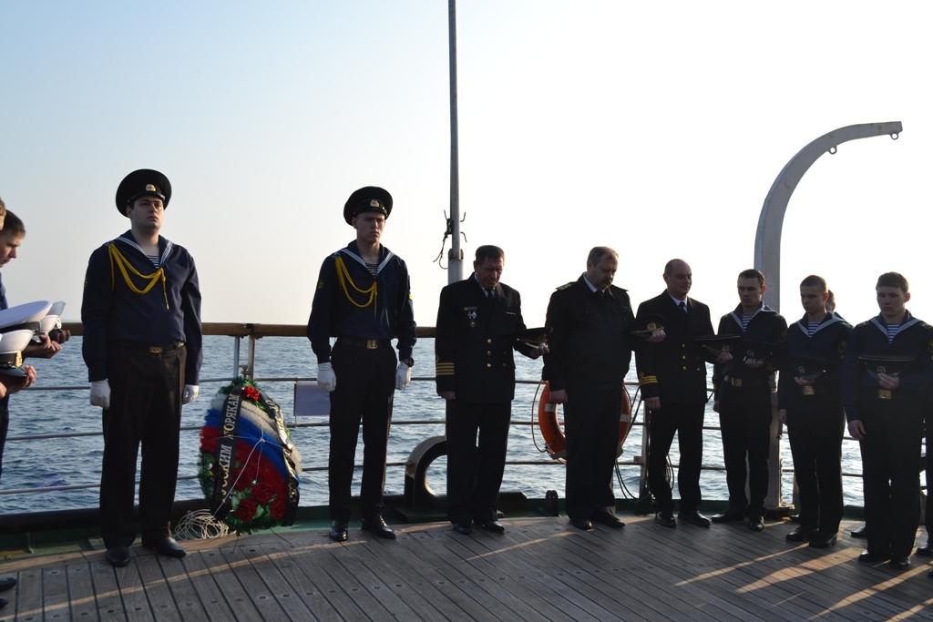 фото владивостокских курсантов мореходов