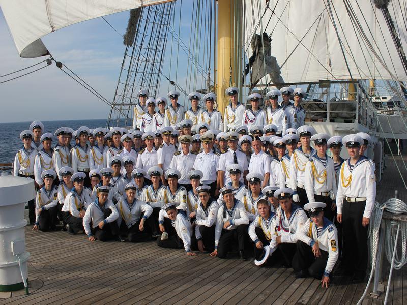 Отряд моряков картинка