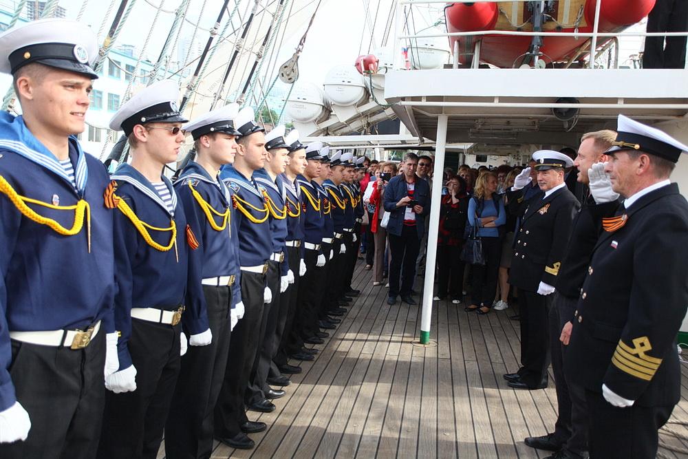 купить фото владивостокских курсантов мореходов почему решили построить