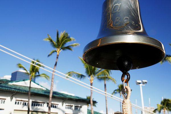 «Паллада» на Гавайях