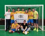 Команда Дальрыбвтуза завоевала 1 место по мини-футболу