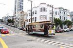 Трамваи — также одна из визитных карточек Сан-Франциско