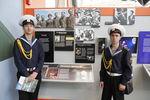 """Экспозиция, посвященная Ю.А. Гагарину в """"The museum of flight"""""""