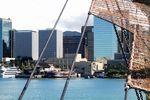 До пирса порта Гонолулу осталось совсем немного
