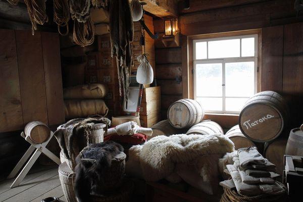Именно так жили российские мореплаватели, покорившие Америку в 19 веке