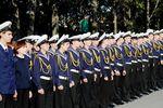 Курсантский состав УПС «Паллада»