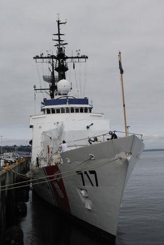 Фрегат «Mellon» Службы береговой охраны США