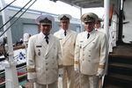 Экипаж «Паллады» готов к приему почетных гостей