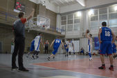 Победа баскетболистов Дальрыбвтуза во 2 туре МЛБЛ