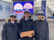 В Калининграде прошли чествования экипажей трёх парусников