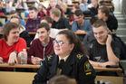Студентов Дальрыбвтуза познакомили с антикоррупционной деятельностью