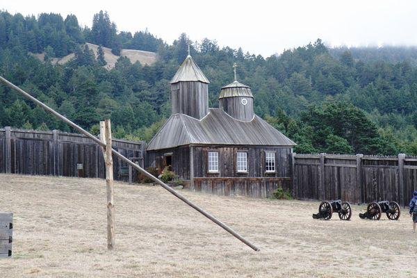 Благодаря стараниям добровольцев, крепость удалось сохранить такой, какой она была много лет назад