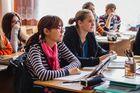 Уровень владения языком проверят у учащихся лицея
