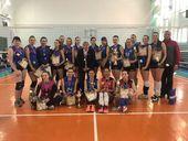 Волейболистки Дальрыбвтуза завоевали серебро