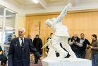 Почётный гражданин Владивостока — один из создателей памятника китобойной флотилии