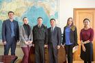 Консул КНР по вопросам образования посетил Университет