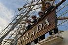 Курсанты и экипаж «Паллады» отправляются в новый учебный рейс