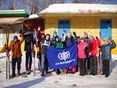 Дальрыбвтуз занял призовое место на лыжных соревнованиях