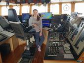 Кто сказал, что работа в море не женское дело?